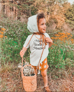 Make Today Magical - Toddler / Youth Tees - Two Colors