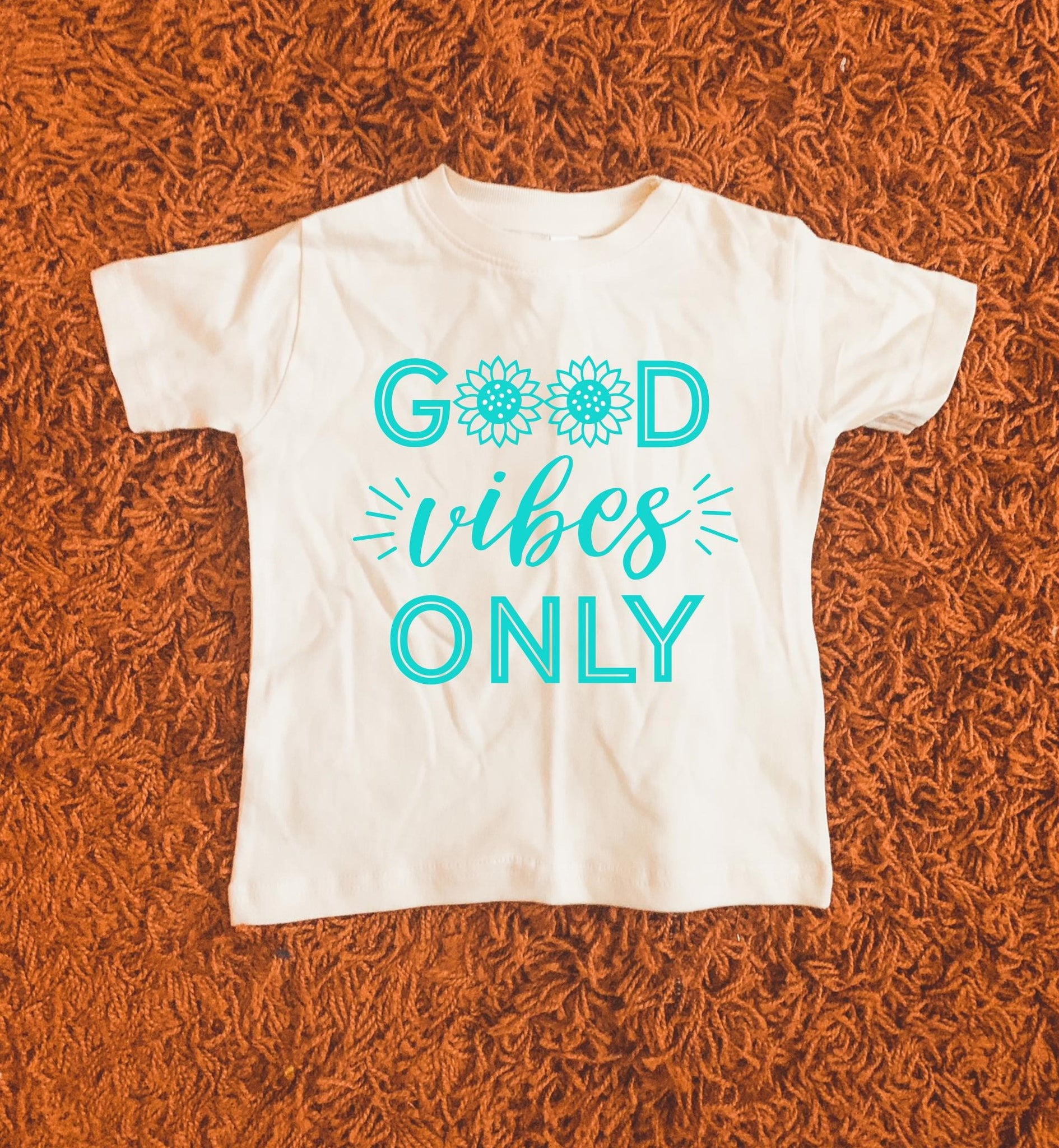 Good vibes only -  Baby Bodysuit - Toddler/Youth Tees