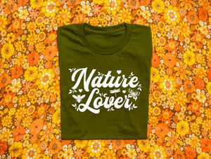 Nature Lover - Olive