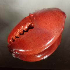 Lobster Claw hand pipe by Pubzglass