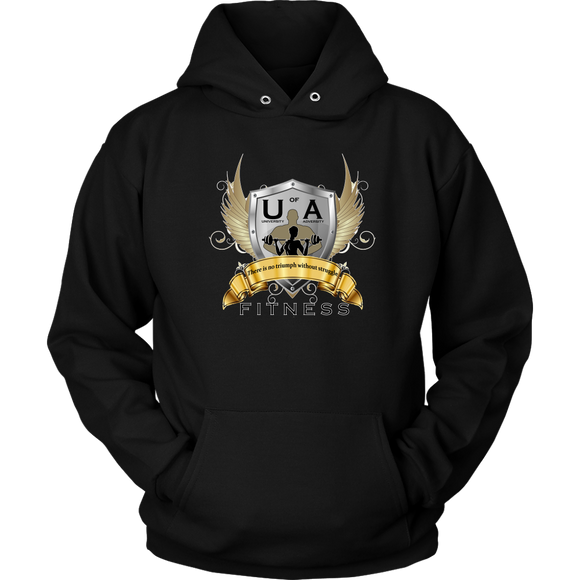 University of Adversity Crest Hoodie