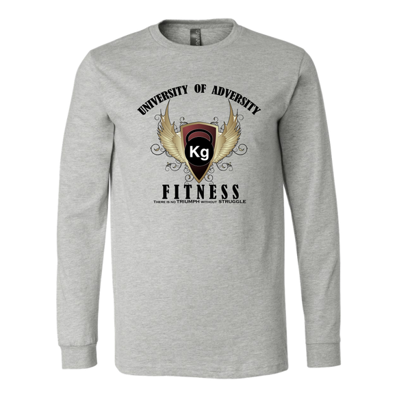 University of Adversity Long Sleeve Tee