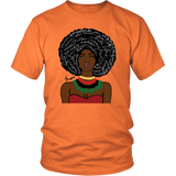 Afro STORY Unisex Tee National and Local Historians