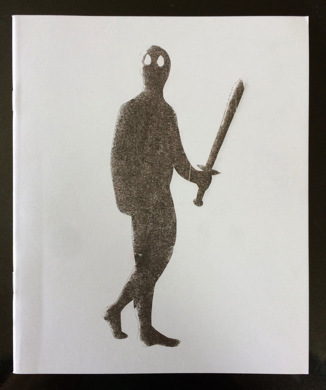 The Swordsman Limited Edition Sketch Book