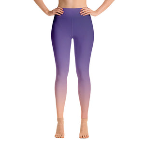 Omega Yoga Leggings - Exclusive Design - Prime Desire Athleisure - Best High Waisted Workout Leggings