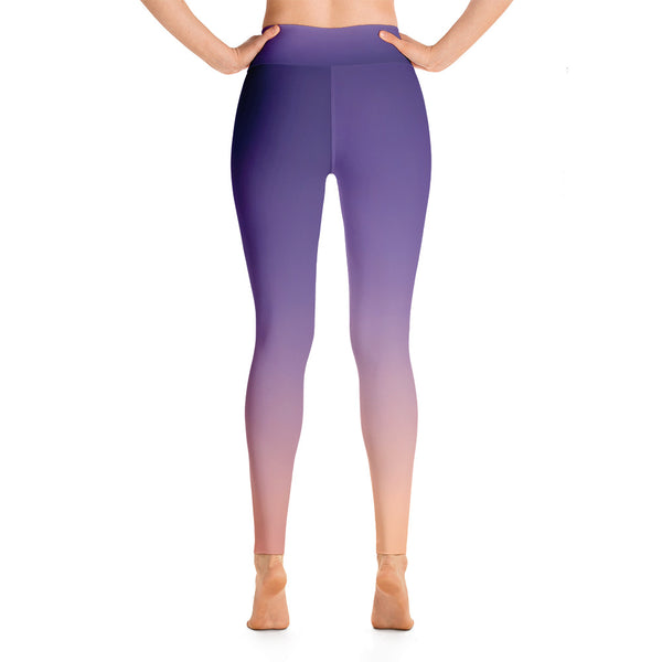 Omega Yoga Leggings - Exclusive Design - Prime Desire Sportswear - Best High Waisted Leggings