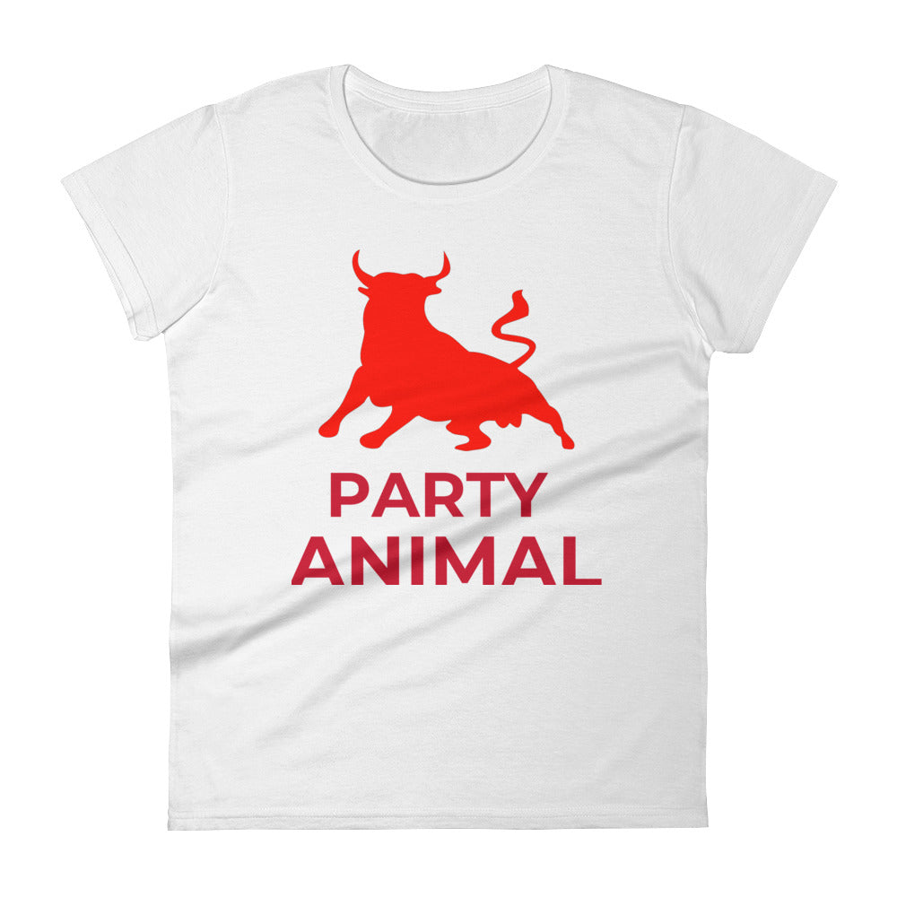 Party Animal Shirt - Prime Desire Sportswear - Best High Waisted Leggings