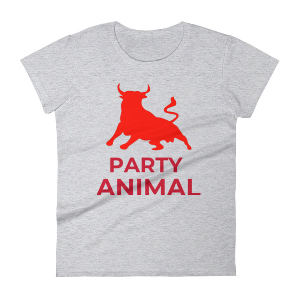 Party Animal Shirt - Prime Desire Athleisure - Best High Waisted Workout Leggings