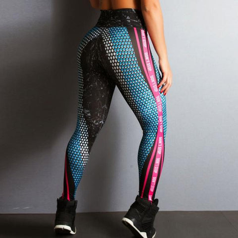 Never Stop Leggings - Green - Prime Desire Sportswear - Best High Waisted Leggings