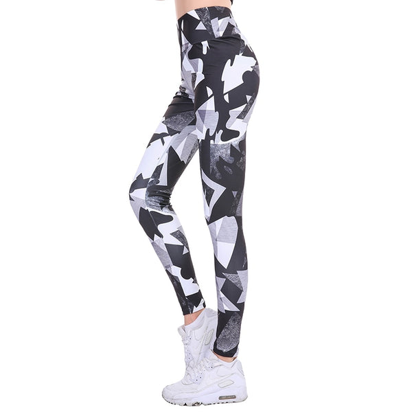 Military Power Girl Leggings - Prime Desire Sportswear - Best High Waisted Leggings