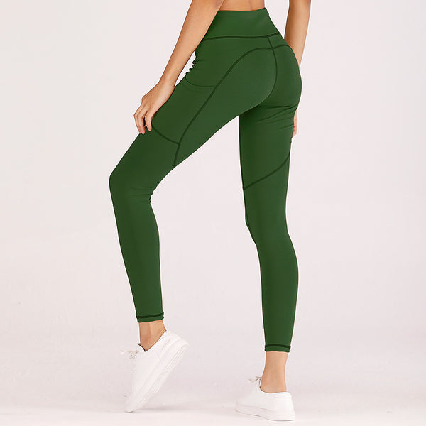 Romana Push Up Leggings - Prime Desire Sportswear - Best High Waisted Leggings