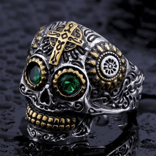 Day Of The Dead Ring