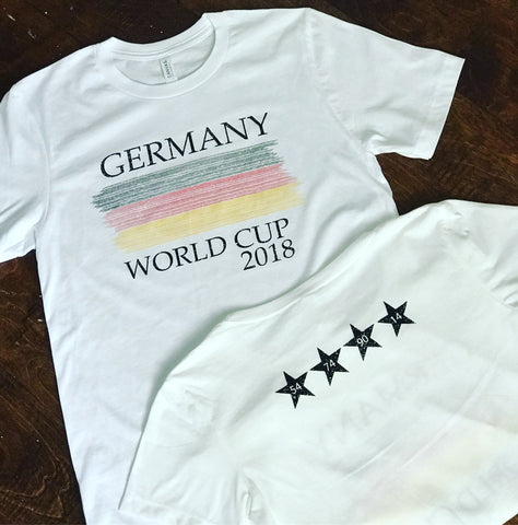 germany world cup shirts