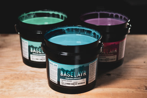 all three baselayr emulsions