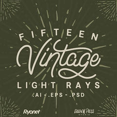 fifteen vintage light rays download
