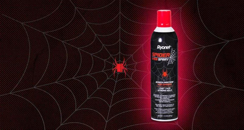 Spider Web Spray Adhesive