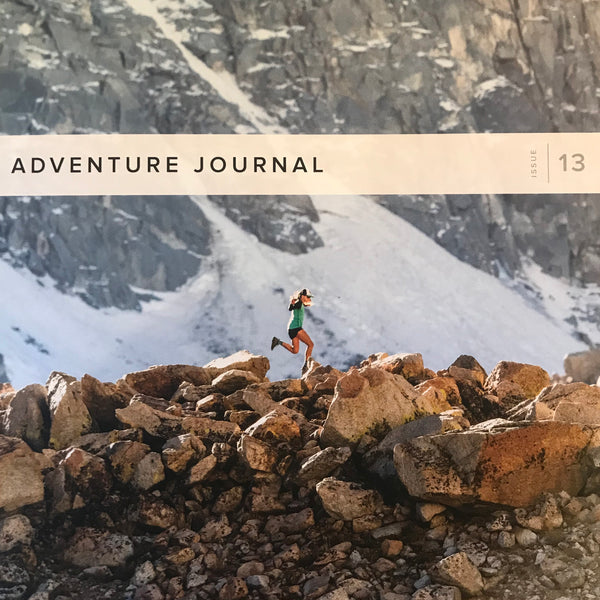 Wild Rye X Adventure Journal