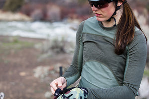 Women's Adventure Shirt and Cycling Jersey