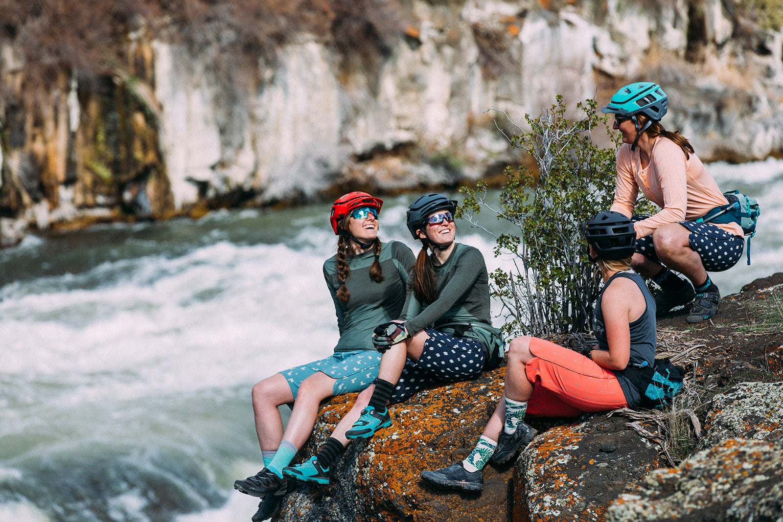 Wild Rye is A Mountain Apparel Brand for women, by women.