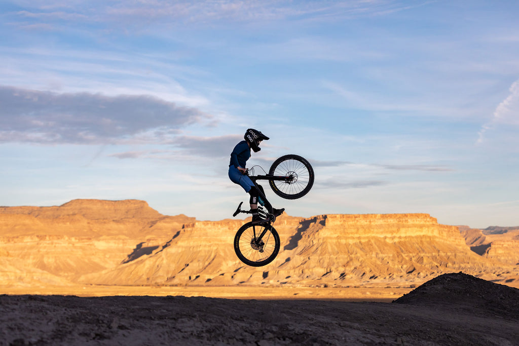 Jumping in Moab
