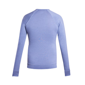 Penny | Women's Base Layer Raglan: Bluebell