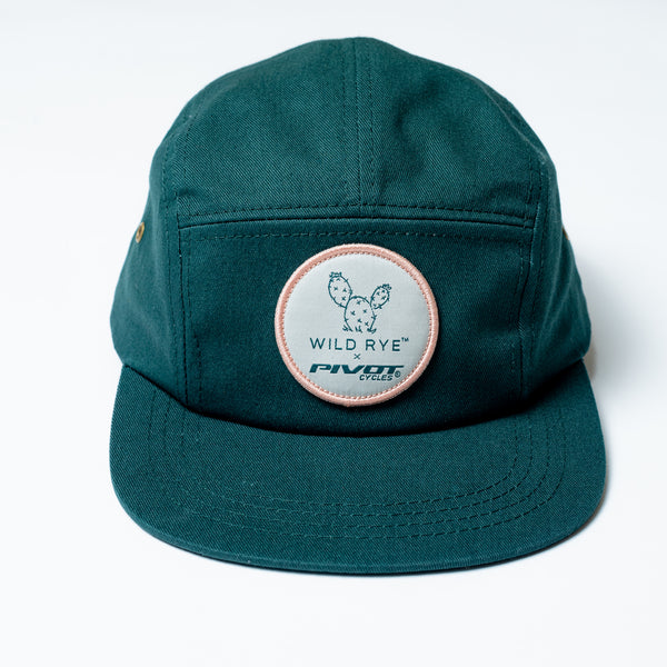 Edith Brim Hat | Pivot x Wild Rye Collaboration