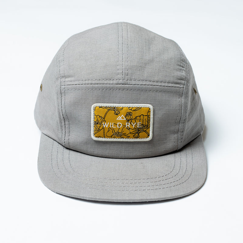 Edith 5-Panel Brim Hat