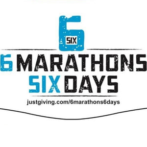 6 Marathons In 6 Days – From Crazy Idea To a Training Plan