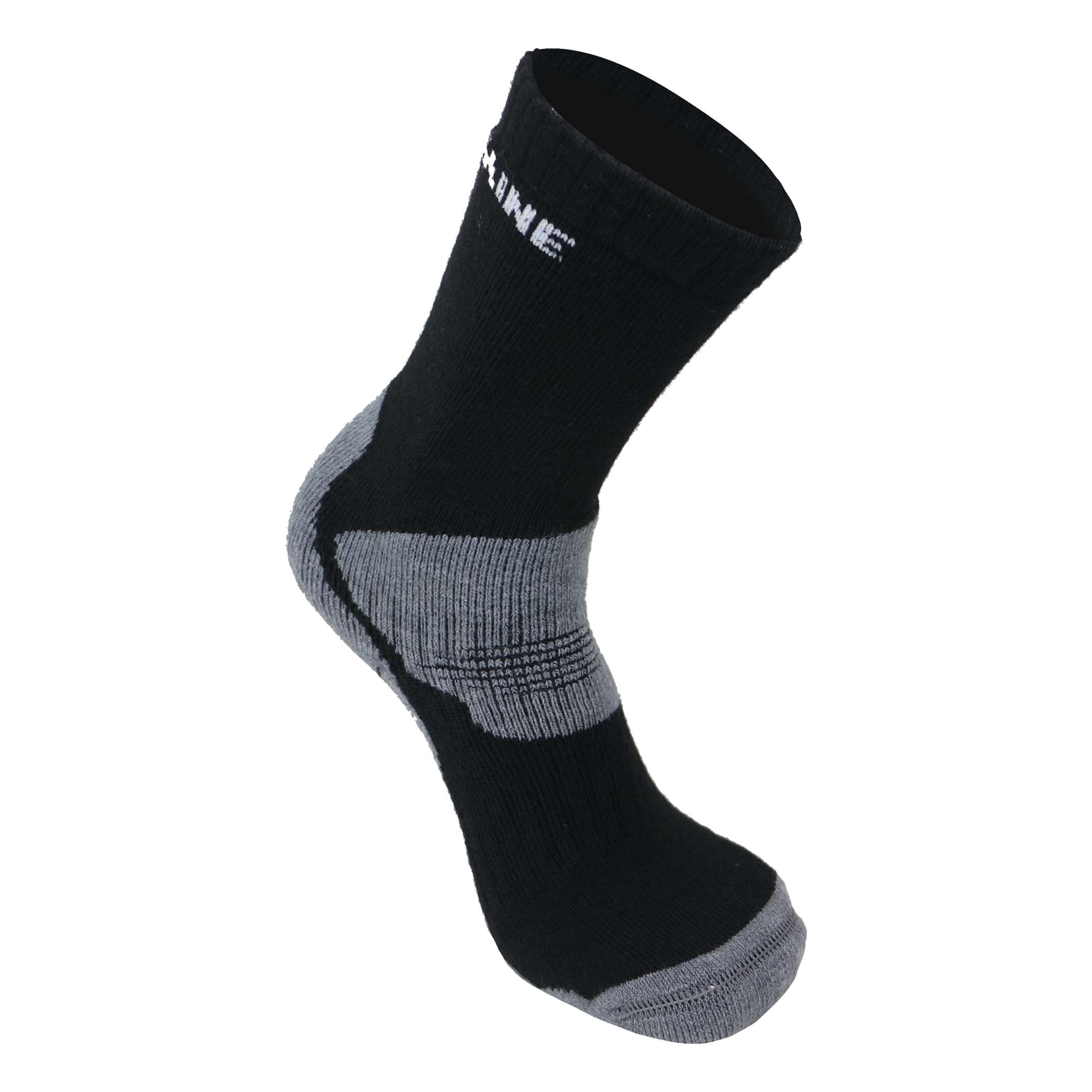 Tread Endurance Black/Grey With Merino