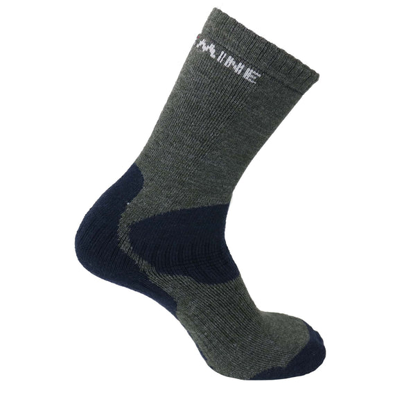 Tread Endurance Green/Navy with Merino