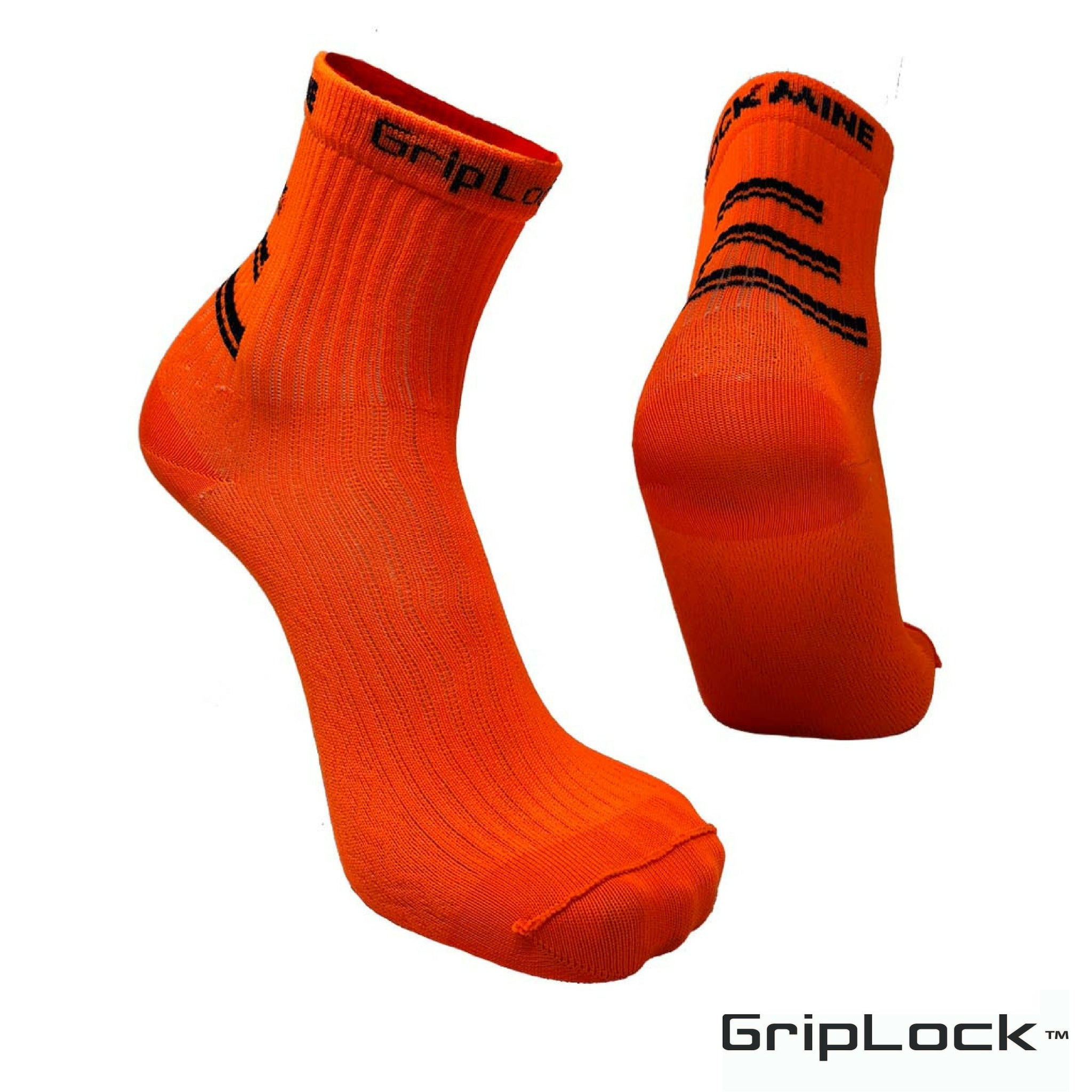 Sockmine GripLock™ Lightweight V2 in Orange