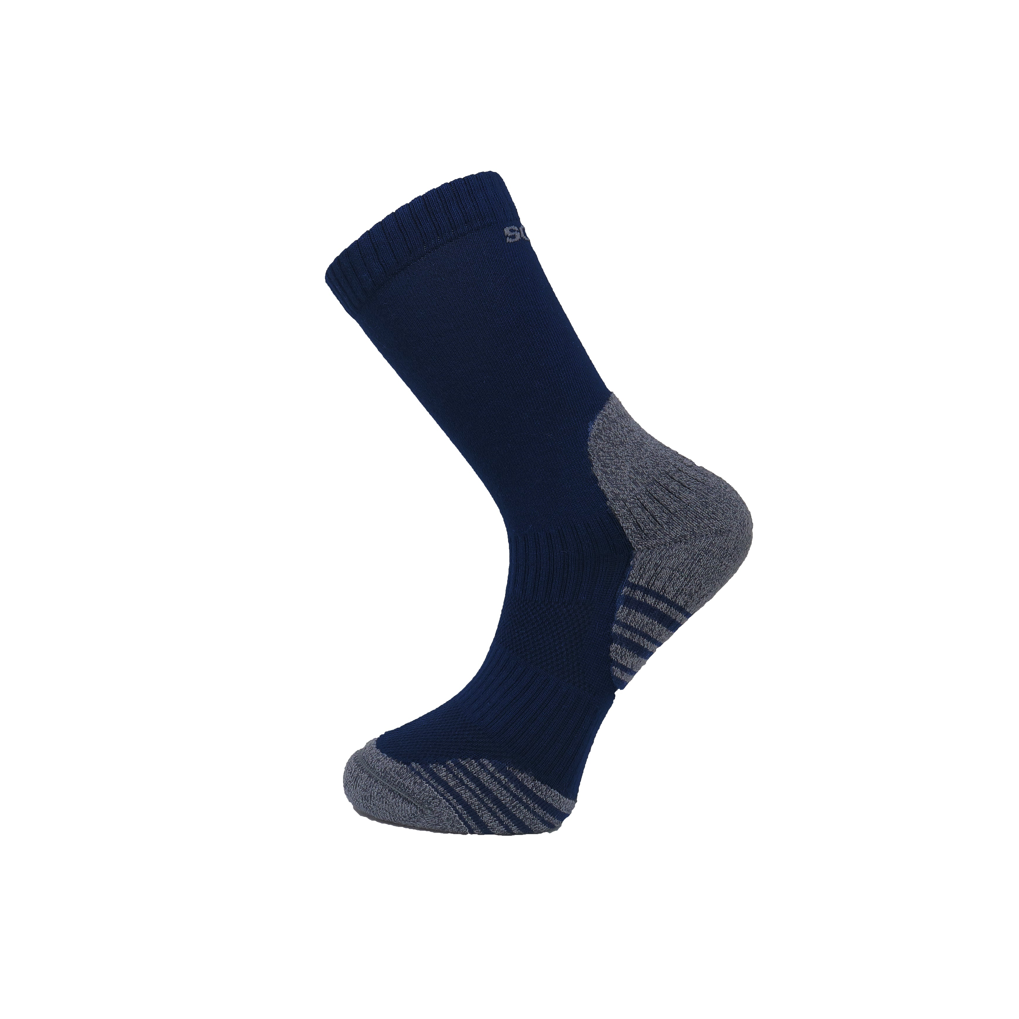 Tread Light Navy/Grey with COOLMAX® and Merino