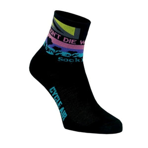 Sockmine 15° Plus Cycle Air with COOLMAX® - Don't Die Wondering