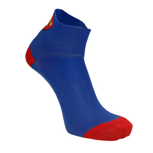 Sockmine 15° Plus Cycle Air with COOLMAX® - Superman