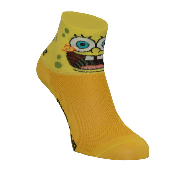 Sockmine 15° Plus Cycle Air with COOLMAX® - Spongebob