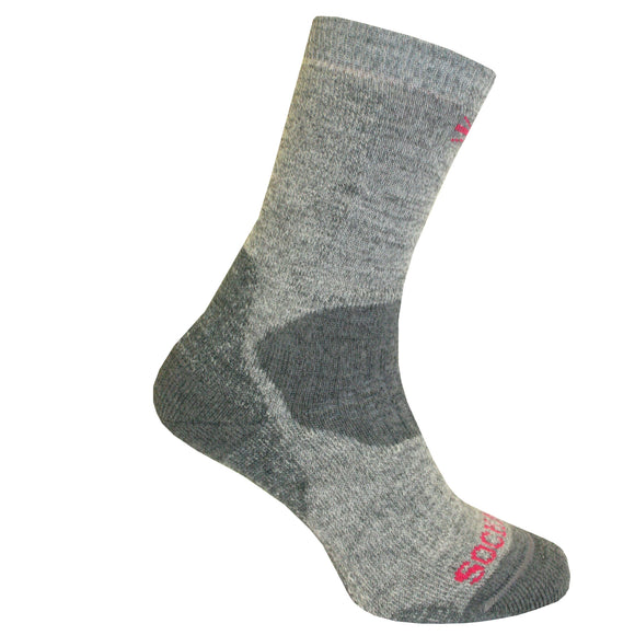 Tread Endurance Grey with Merino