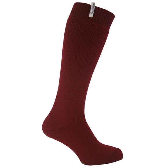 Welly Sock - Red