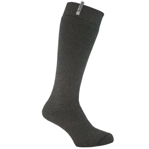 Welly Sock - Grey Marl