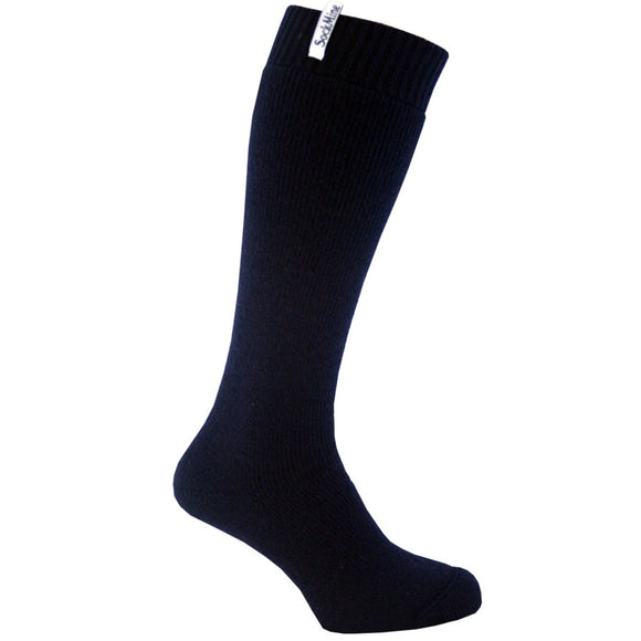 Welly Sock - Navy