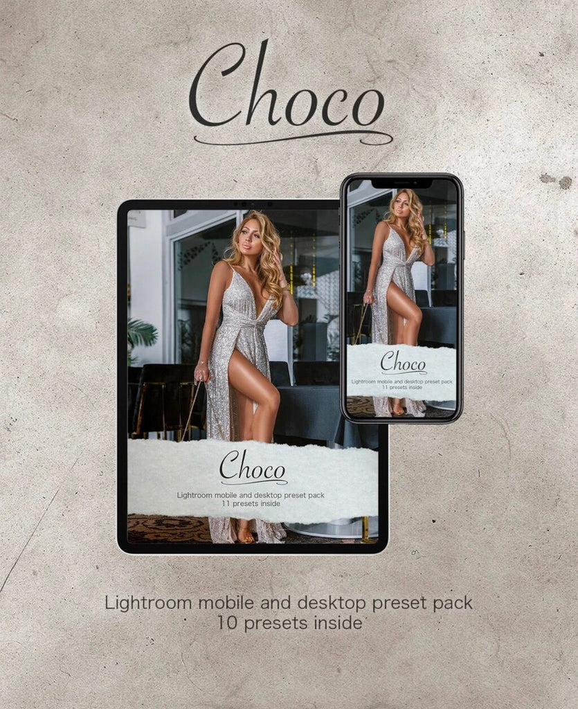 Choco Presets Launched