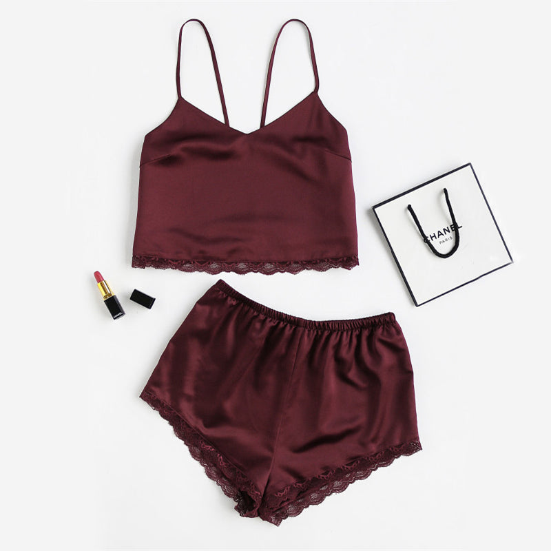 Rough Love Pajama Set