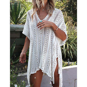 Cara Knit Cover Up