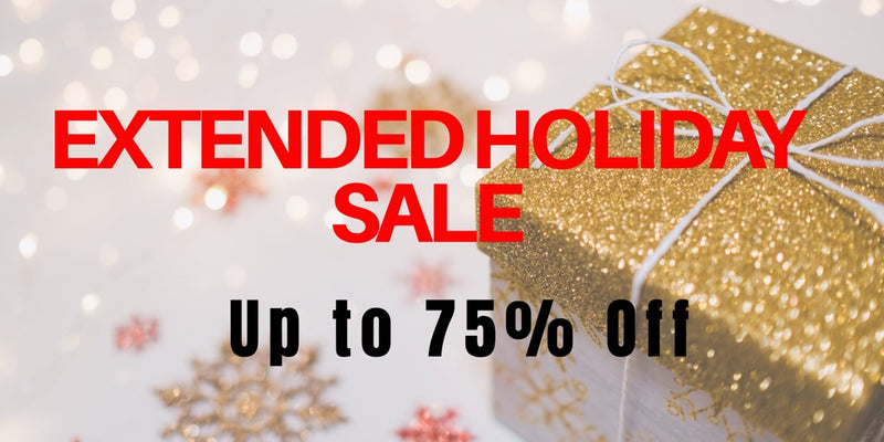 Save 25% on Entire Store!