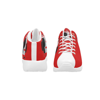 Ppe Ii Red Mens Basketball Training Shoes (Model 47502) - Mens Training Shoes (47502)