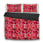 Bed Of Roses 3 Pcs Bedding Sets - Us Twin - Bedding Sets