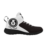 Bag Brand III Blk/Wht Men's Chukka Training Shoes (Model 57502) - Bag-n-Go