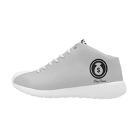 Bb Trainers Grey Mens Basketball Training Shoes (Model 47502) - Mens Training Shoes (47502)