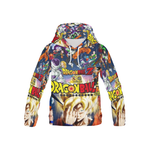 DragonBall All Over Print Hoodie for Kid (USA Size) (Model H13)