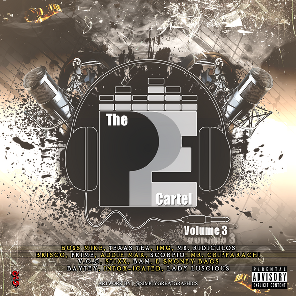 The Ppe Cartel Vol 3