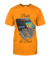 Beats & Bud - Tennessee Orange / S / Unisex Cotton Tee - Short Sleeves